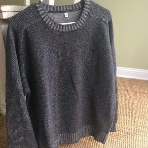 New: Uniqlo Premium Wool Crew Neck Sweater